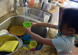 Kids, Chores and Proverbs 31
