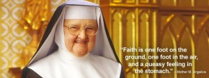 Dorothy Pilarski On the Radio: Time with Mother Angelica & Jim Croce