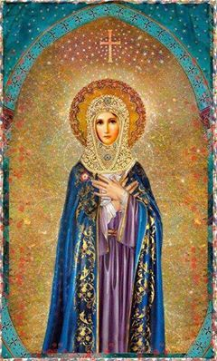 With Our Blessed Mother: Facing Fear with Faith