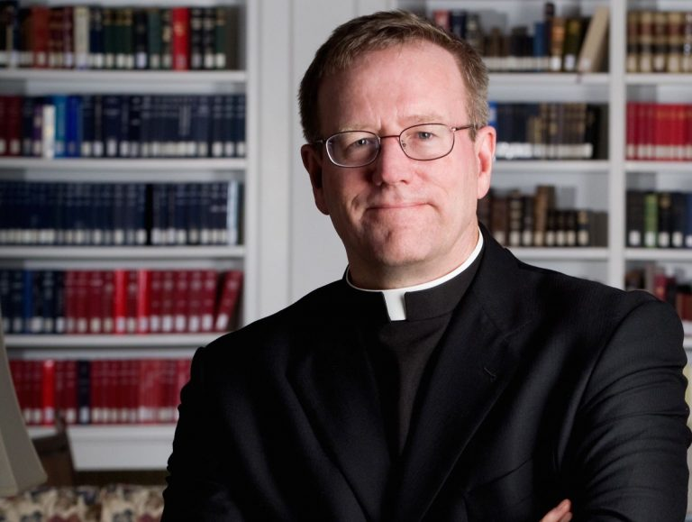 Looking at the Tongue During  Lent – with Father Robert Barron