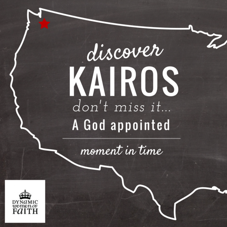 Kairos: the Crook of God's Finger