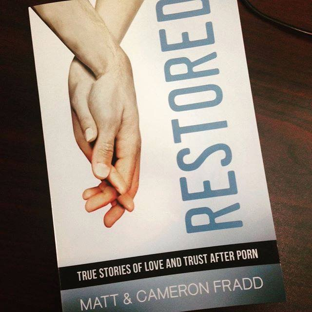 Book Review: Restored: True Stories Of Love And Trust After Porn