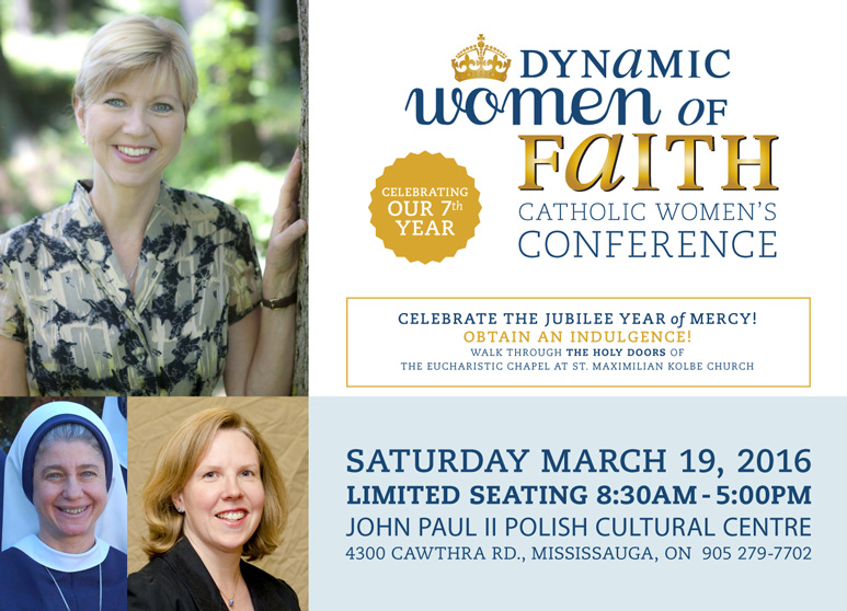 Dynamic Women of Faith Conference 2016