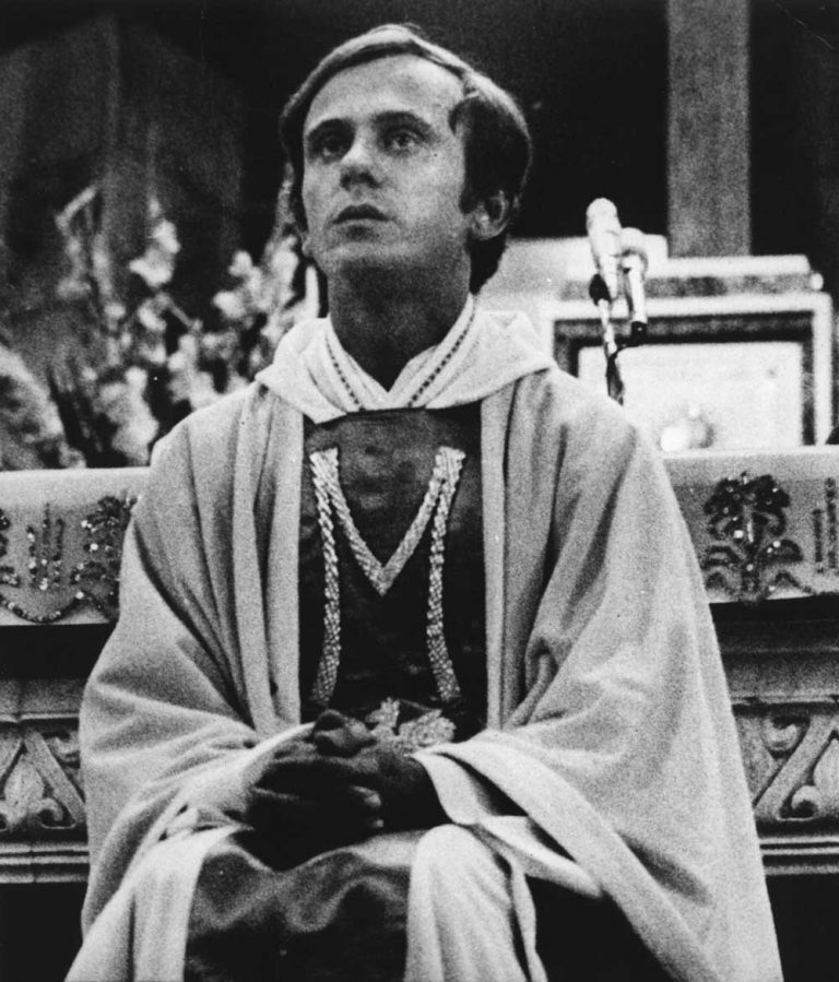 Fr. Jerzy an Intercessor for Religious Freedom