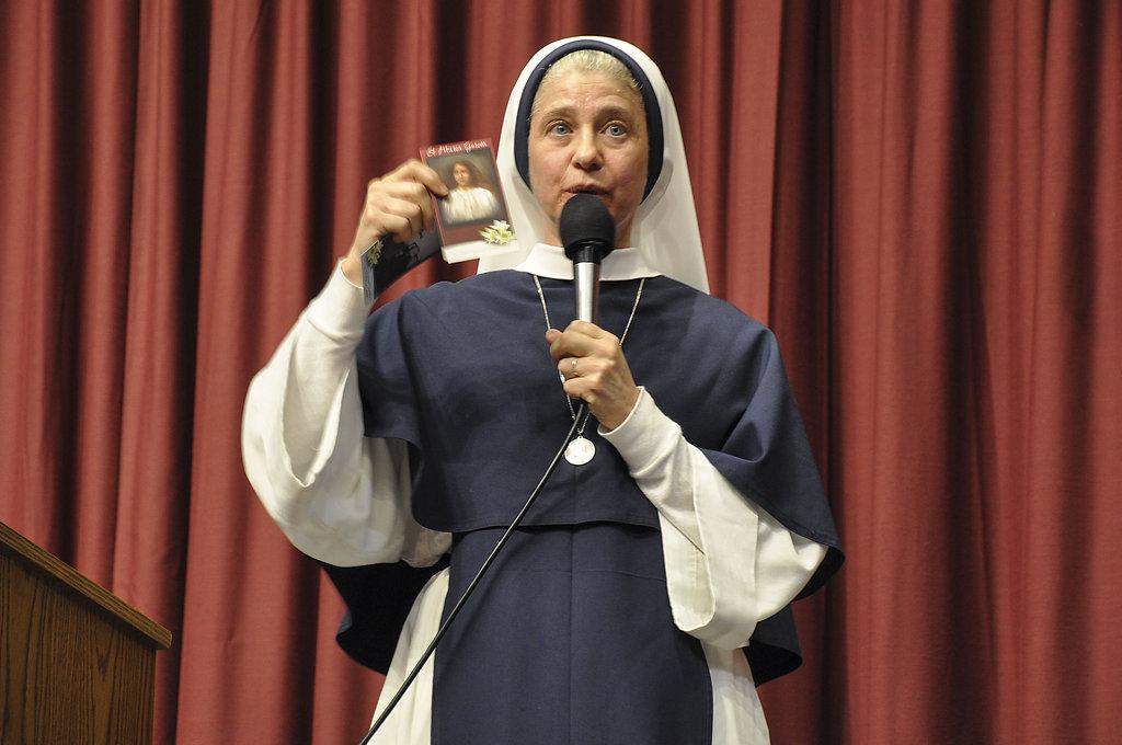 Sister Maria Kateri