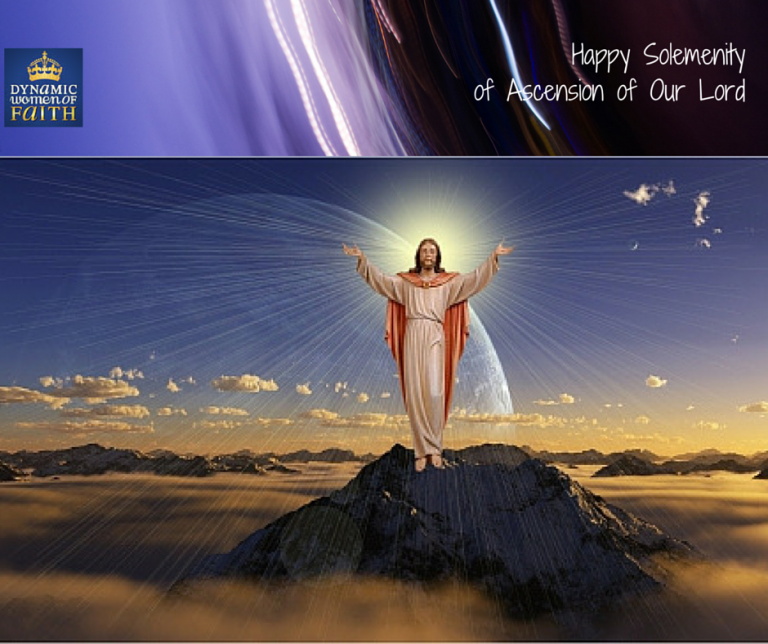 Happy Solemnity of Our Lord