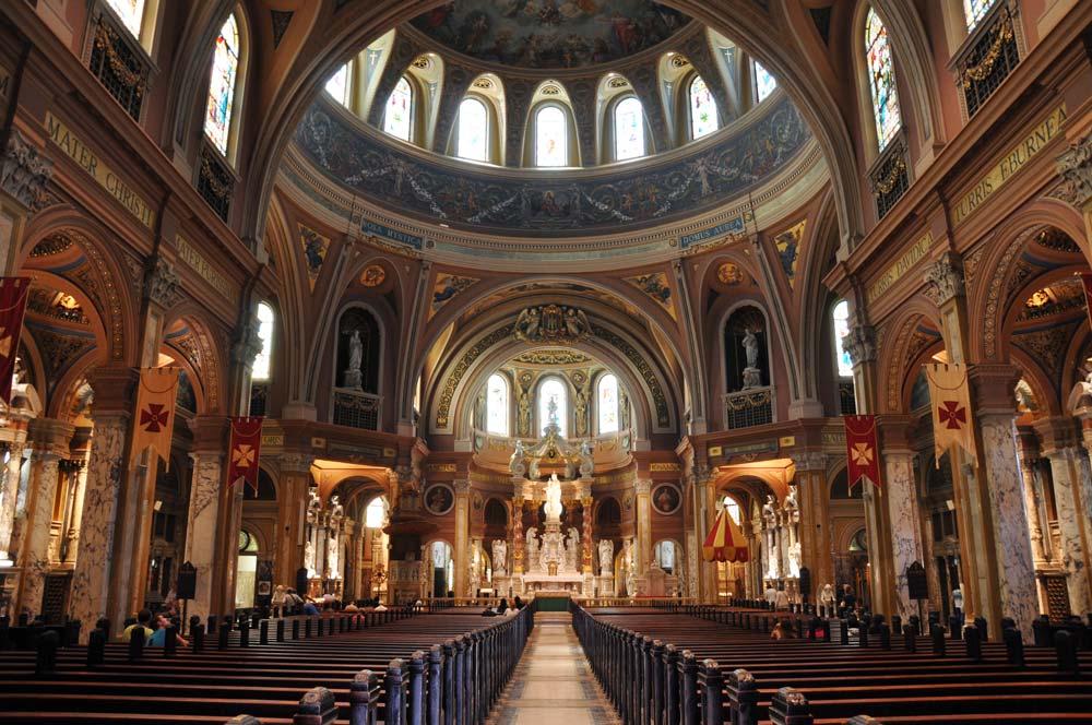 Our Lady of Victory, National Shrine, Lackawanna, NY