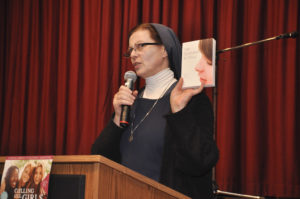 Sister Helena Burns, FSP, Calling All Girls Evening 2018