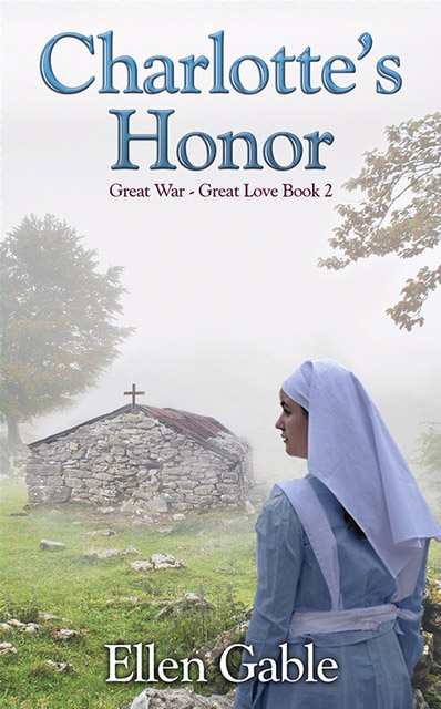 Book Revew: Charlotte's Honor, a New Novel by Ellen Gable